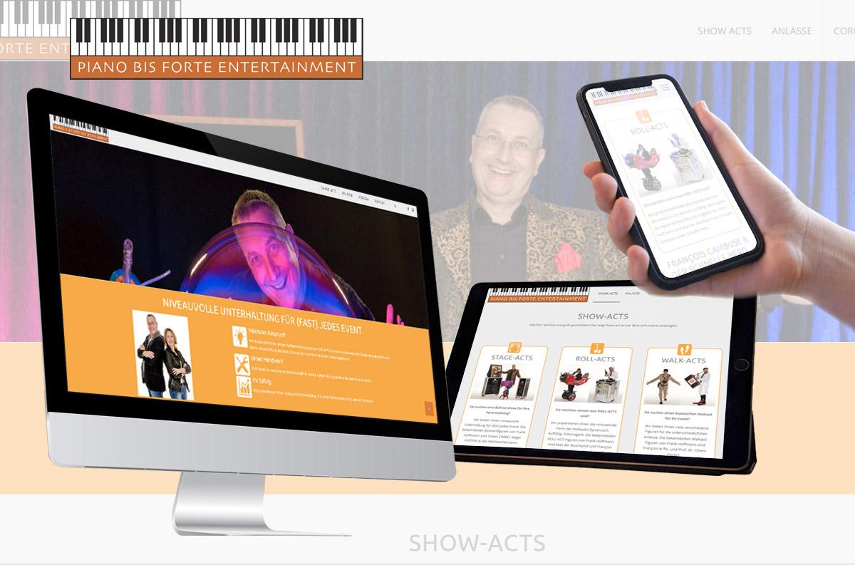 Piano bis Forte Entertainment